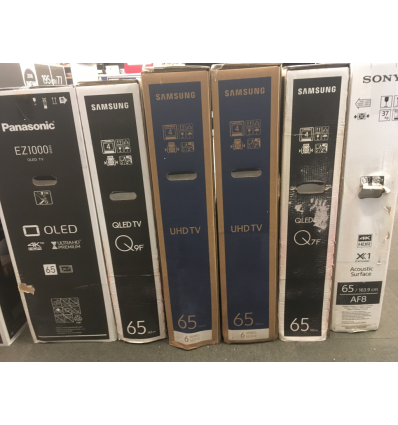 SAMSUNG QE65Q7FNALXXN OUTLET 2018 model